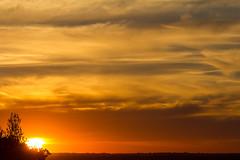 Last sunset from the bridge (ArtGordon1) Tags: august summer 2016 london england uk walthamstow sunset sunrays sun evening davegordon davidgordon daveartgordon davidagordon daveagordon artgordon1 nature weather sky skies