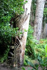 Tredegar House - Tribal Art - Lakeside - 2016 - Newport - Monmouth. (Eric R  Dodd) Tags: tredegarhouse tredegarhousenewport tredegarhousemonmouth tredegarhousenewportmonmouth ericrdodd tribalart newport monmouth