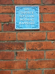 September 5th (cuthbert25) Tags: 1782 september 5th blue plaque