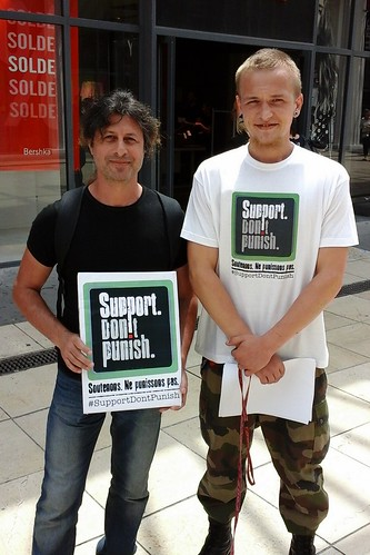 support don't punish  Pau 201634