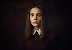Portrait (Maxim Maximov) Tags: 2016 beautiful girl portrait portrait2016