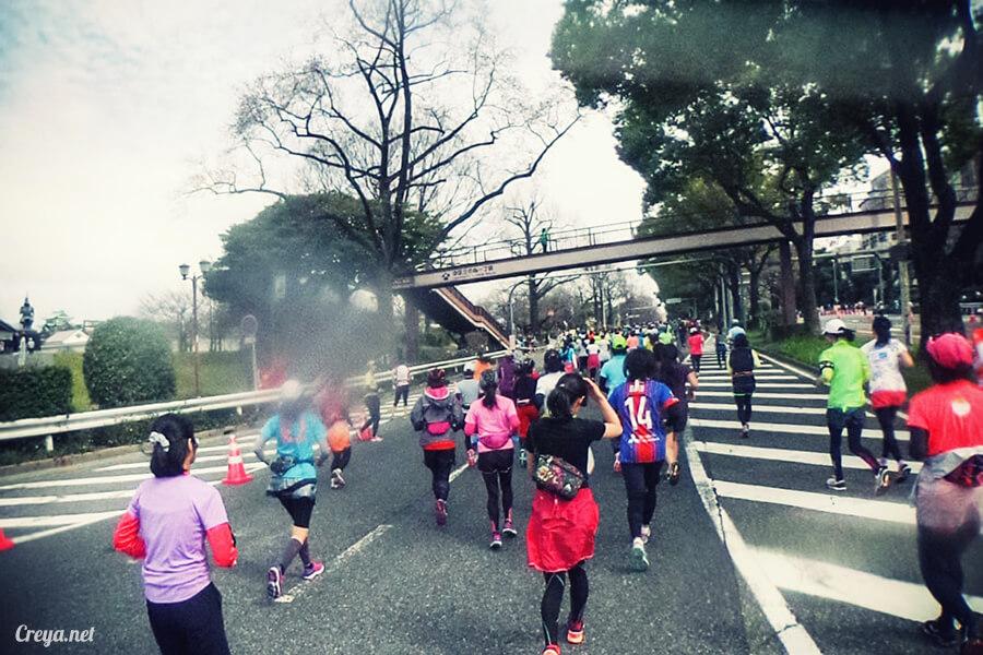 2016.09.18 ▐ 跑腿小妞▐ 42 公里的笑容,2016 名古屋女子馬拉松 20