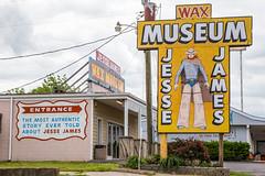 MO Stanton - Jesse James Museum