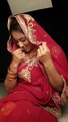 South actress Madhu Chanda Photos Set-1-Hot In Saree (18)