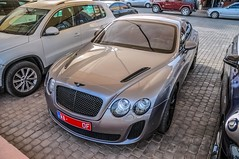Bentley Continental Supersports (Anas.Bou) Tags: auto alcanatara exotics eyes evo roadster rs turbo gt star gto supercars luxe super luxury supersports nikon kit voitures morocco moroccan power look shoot spotting spotted sport speed fast gris cars carspotting car continental bentley
