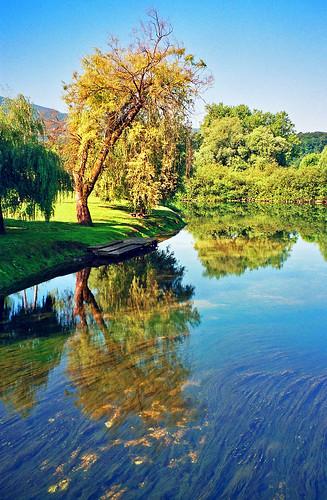 KRKA RIVER - Slovenia