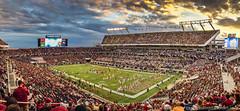 IMG_0048-Pano (dwhart24) Tags: florida fl state ole miss football college camping world stadium sports seminoles david hart