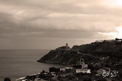 Verso Cefal-Sicilia Italy! (Biagio ( Ricordi )) Tags: sicilia italy mare seppia