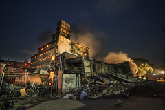 Tampaco fire (shahidul001) Tags: fire disaster garments accident law regulation bangladesh industry