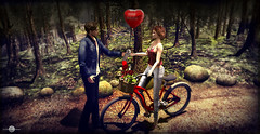 The intention of the giver. (яσχααηє♛MISS V♛ FRANCE 2018) Tags: birthday couple poses luanesworldposes animals pets avatars romance romantic love amour velo bike mesh furnitures secondlife shopping blog blogger france roxaanefyanucci lesclairsdelunedesecondlife lesclairsdelunederoxaane flickr fashion aleutia thespoonfulofsugar2016 event charityevent dvahairs home homegarden blackbantham