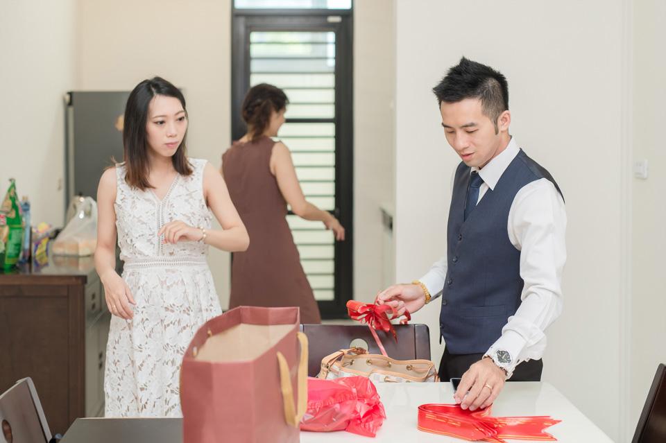 台南婚攝 情定婚宴城堡永康館 婚禮紀錄 C & V 009