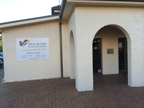 Wellington Library, NSW, 5 June 2014