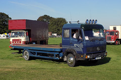 Mercedes 1112 (Goolio60) Tags: truck lorry mercedes classic road vehicle