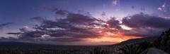 Panorama Lamezia (-Ciccio Gatto-) Tags: lamezia terme calabria tramonto sunset sea red