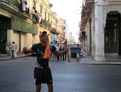 happy baseball player (alanah.montreal) Tags: havana cuba