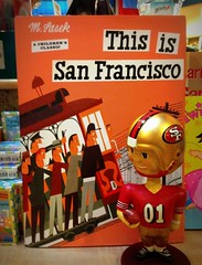 This is San Francisco / Toy Store () Tags: sf sanfrancisco christmas city love apple book peace phone live telephone thecity cellphone cell sanfrancisco49ers 49ers 01 mobilephone merry gps happyholidays merrychristmas westportal footballgame footballplayers toystore sfist niners iphone  footballplayer saofrancisco 9ers classicbook thisissanfrancisco appleiphone iphone5 childrensclassic takenwithaniphone toustore  iphonecapture happyholidaysmerry backcamera  iphone5capture
