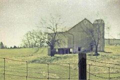 Only on waking do we know it was a dream... (Still Pond Photography) Tags: old barn rural blurry dof maryland antietam hagerstown textured fency