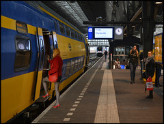 The last train to Clarksville.... (martin alberts1) Tags: trudy centralstationamsterdam martinalberts blinkagain