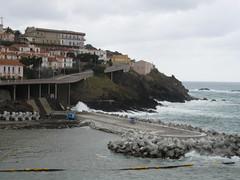 P1080518 (Claudie K) Tags: port vagues panneau travaux cerbre digue belvdre canadells claudiek