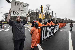 Witness Against Torture: Disarm All Drones