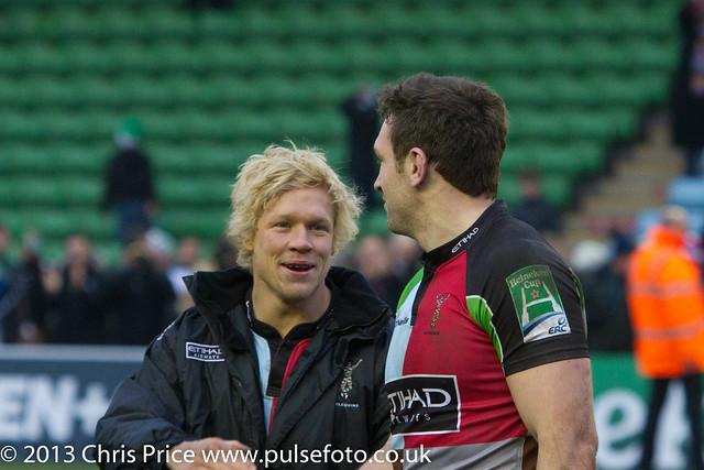 Matt Hopper and Tom Guest