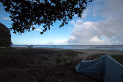 Kalalau Camping