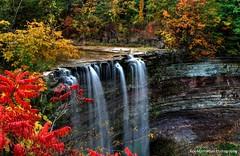 balls falls in niagara (Rex Montalban Photography) Tags: autumn fall colours niagara waterfalls hdr vineland ballsfalls photomatix ballsfallsconservationarea 9exp 101508 nikond40x rexmontalbanphotography foundinanolderfile
