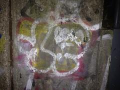 10 Foot (LondonTonight!) Tags: graffiti 10foot londonstreettags