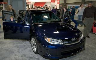 2013 Washington Auto Show - Lower Concourse - Subaru 6 by Judson Weinsheimer