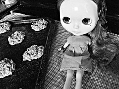 Blythe A Day February 7:  Cookie