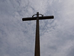 Terezin Cemetery - The Cross #2 (A.Nilssen Photography) Tags: camp cemetery concentration republic cross czech wwii best graves ww2 theresienstadt ghetto kz lager worldwar2 terezin smallfortress holcaust