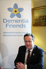 David Cameron becomes a dementia friend by The Prime Minister