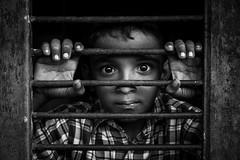 Window (bmahesh) Tags: portrait people blackandwhite india window canon kid eyes canon5d chennai mahesh tamilnadu cwc canonef24105mmf4isusm chengalpet canoneos5dmarkii chennaiweekendclickers bmahesh cwc230 hanumanthapuram