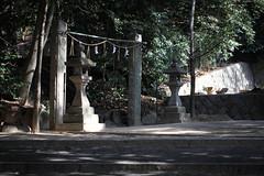 冬の日影 (eyawlk60) Tags: favorite japan canon temple eos 大阪 日本 5d nippon osaka 寺 冬 neyagawa lightandshade 寝屋川 廃寺