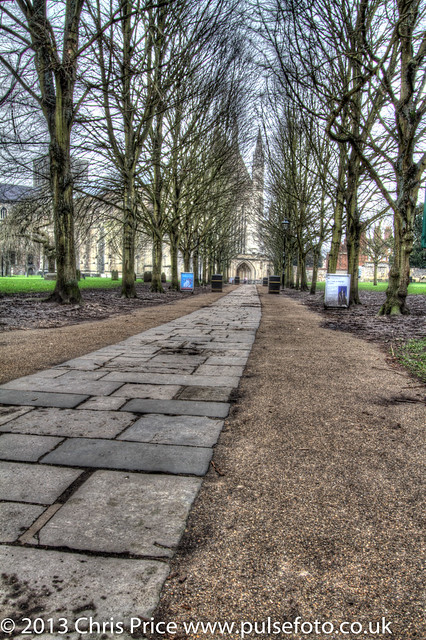 Towards the Cathedral