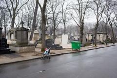 (Peter de Krom) Tags: paris cemetery graveyard child container pram