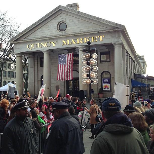@Todayshow in Boston