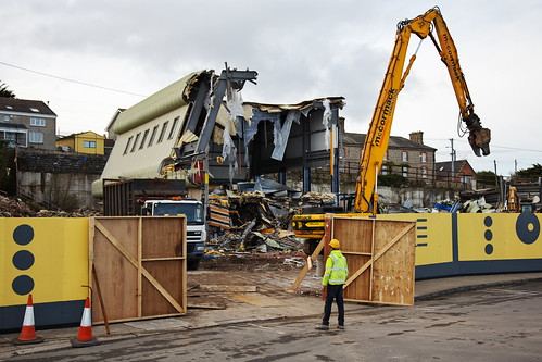 Dawsons demolition 15th-Feb-2013 #24
