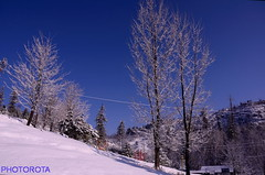 BEAUTY OF WINTER (PHOTOROTA) Tags: winter pakistan landscape nikon flickr valley abid photorota