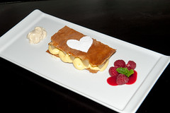 Poached Pear and White Chocolate Galette (Matt_Daniels) Tags: