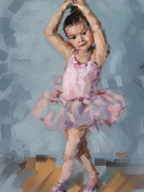 Little Ballerina (Dot)
