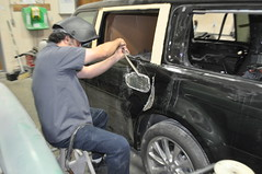 "2012 Ford Flex Rear Suicide Doors • <a style=""font-size:0.8em;"" href=""http://www.flickr.com/photos/85572005@N00/8498026235/"" target=""_blank"">View on Flickr</a>"