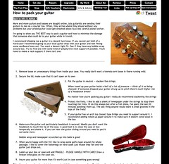 New web page on how to ship a guitar safely! - Jack's Instrument Services Click here: http://jacksinstrumentservices.com/how-to-pack-a-guitar.html (Jack's Instrument Services) Tags: salford luthier the fre guitartech brokenheadstock headstockbreak lowaction guitarrepairs guitaraction talesfromtheworkbench guitarsetups guitarrepairermanchester pickuprewind pickupwinding guitarsetupmanchester