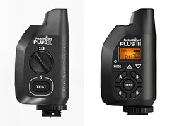 PocketWizard Plus X vs Plus III (Kent Yu Photography) Tags: iii x plus vs pocketwizard
