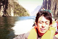 Cañon del Sumidero (David A Córdova M) Tags: voyage trip travel portrait rio canon mexico persona photography photo foto retrato picture paisaje contraste fotografia chiapas hombre lancha joven chavo cañon lamparas 60d davidcordova deividcordova