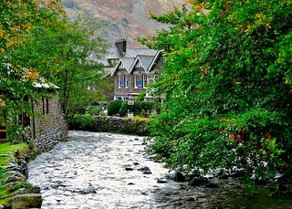 Glenridding Beck,Cumbria.