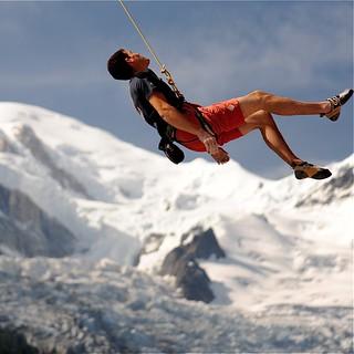 photo boillon christophe / photo au carré chamonix coupe du monde d'escalade / une grande envie de liberté & d'espace