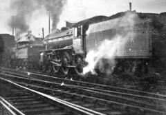 Cambridge LNER B1 1114 and E4 2-4-0 1948 JVol1195 (DavidWF2009) Tags: cambridge b1 e4 lner 1114