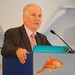 Tim O'Connor, Chairman of the Advisory Board of The Gathering 2013 addresses delegates at the IHF Conference 2013.