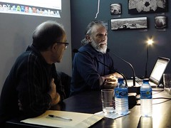 Javier Vallhonrat y Alejandro Castellote AUTH'SPIRIT
